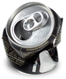 Crushed-Aluminum-Can-on-White