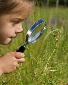 girl with magnifying glass-smaller