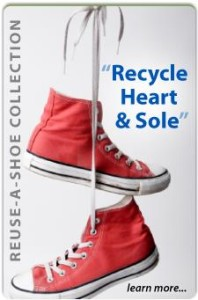 Recycle Heart & Sole